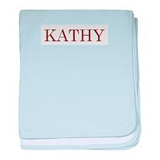 Kathy baby blanket
