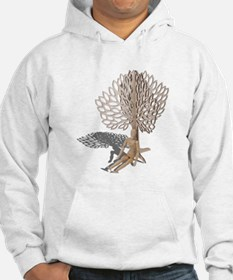 Sitting Beneath Tree Hoodie
