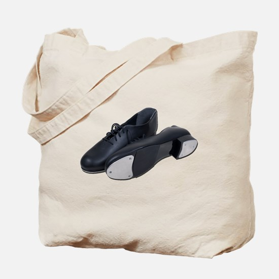 Tap Shoes Tote Bag