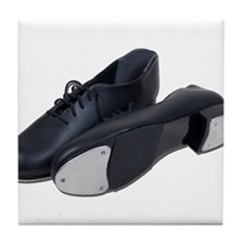 Tap Shoes Tile Coaster