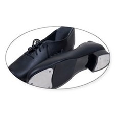Tap Shoes Decal