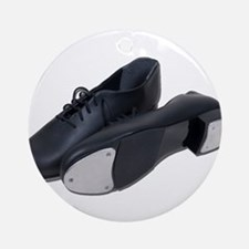 Tap Shoes Ornament (Round)