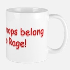 Rage's Troops Mug