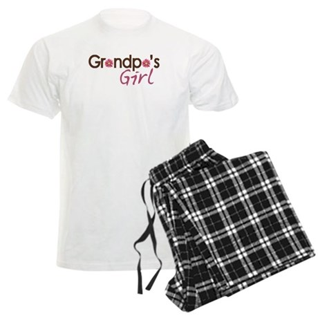 Grandpa's Girl Men's Light Pajamas
