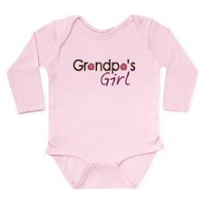 Grandpa's Girl Baby Suit