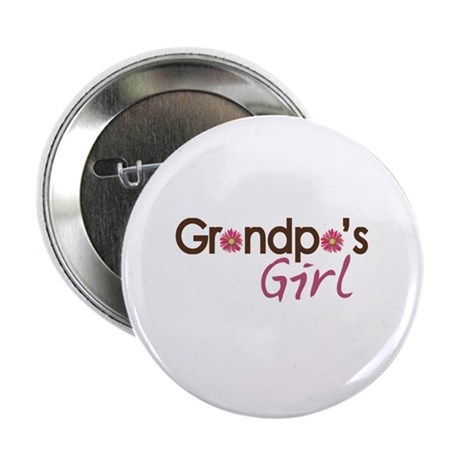 "Grandpa's Girl 2.25"" Button (100 pack)"