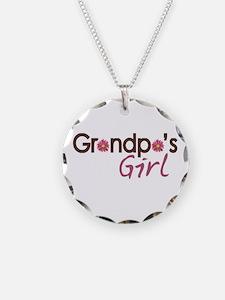 Grandpa's Girl Necklace