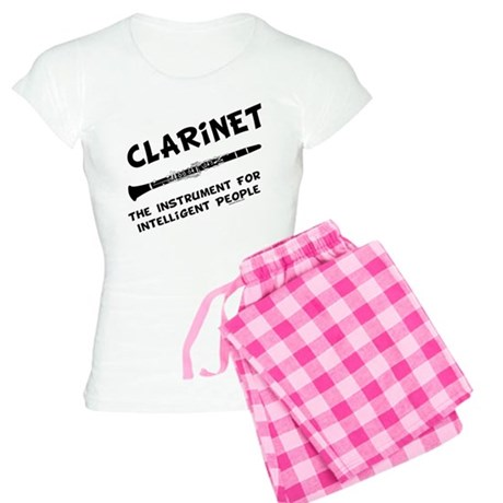 Clarinet Genius Women's Light Pajamas
