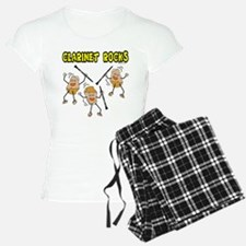 Clarinet Rocks Pajamas