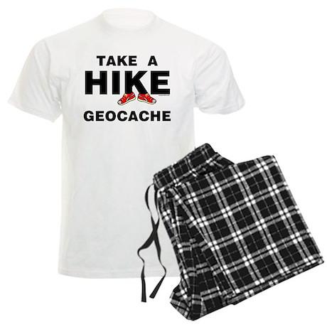 Geocache Hike Men's Light Pajamas