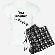 Dangling Modifier Pajamas