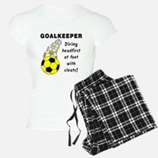 Soccer Goalkeeper Pajamas