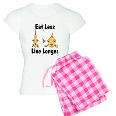 Eat Less Pajamas