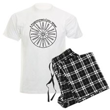 Programmer's Color Wheel Pajamas
