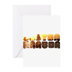 BOSTON HARBOR Greeting Cards (Pk of 20)