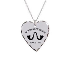 Holmes & Watson Since 1881 Necklace