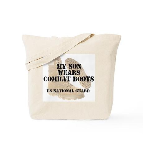 My Son Wears NG DCB Tote Bag