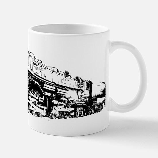 VINTAGE TOY TRAIN Mug