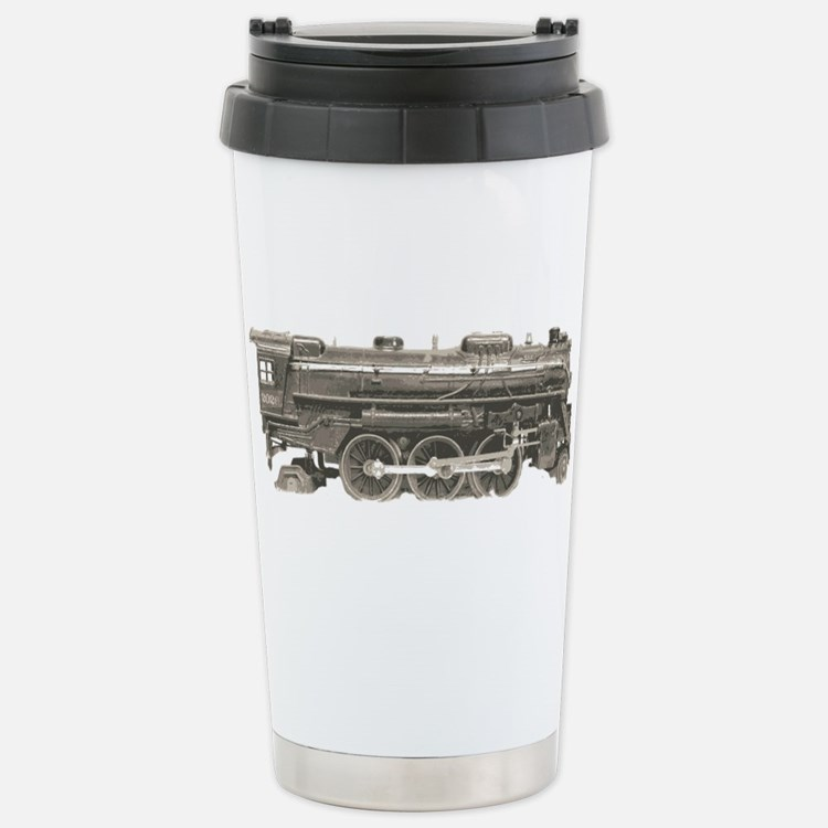 VINTAGE TRAIN TOYS Travel Mug
