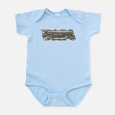 VINTAGE TRAIN TOYS Infant Bodysuit