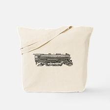 VINTAGE TRAIN TOYS Tote Bag