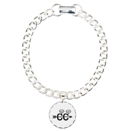 Cross Country - Ouch! Charm Bracelet, One Charm