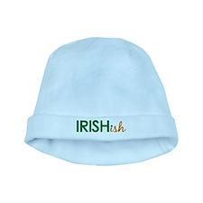 Irish-ish (St. Patty's Day) baby hat