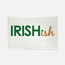 Irish-ish (St. Patty's Day) Rectangle Magnet
