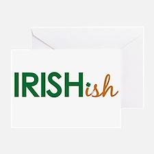 Irish-ish (St. Patty's Day) Greeting Card