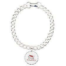 Cross Country Shoe Bracelet