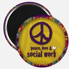 "Peace, Love, & SW 2.25"" Magnet (10 pack)"