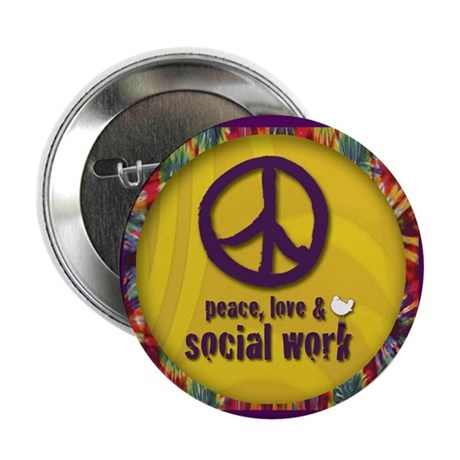 "Peace, Love, & SW 2.25"" Button (100 pack)"