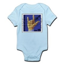 ASL Infant Bodysuit