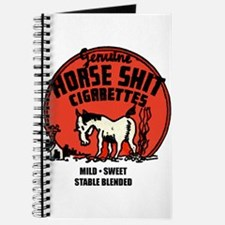 Horse Shit Cigarettes Journal