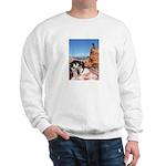 Doberman Shepherd Mix Sweatshirt