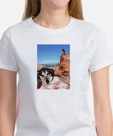Doberman Shepherd Mix Tee