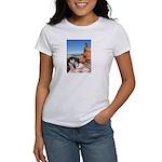 Doberman Shepherd Mix Women's T-Shirt