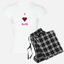 Heart Kim Pajamas