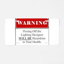 Pissing OffLighting Designer 002 Aluminum License