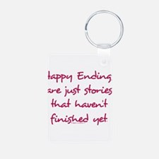 Happy Endings Finished Keychains