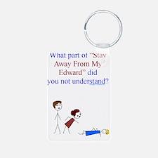 ~My Edward 001 ~ Keychains