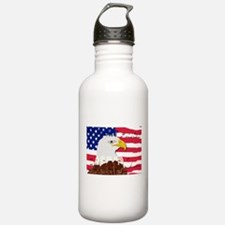 At What Price Freedom Water Bottle