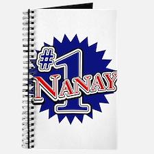 Number 1 Nanay Journal