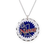 Number 1 Nanay Necklace
