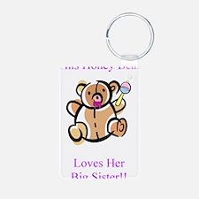Honey Bear Love. Keychains