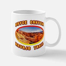 Bryce Canyon Navajo Trail Mug