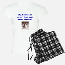 My Sheltie's Cuter 2 Pajamas