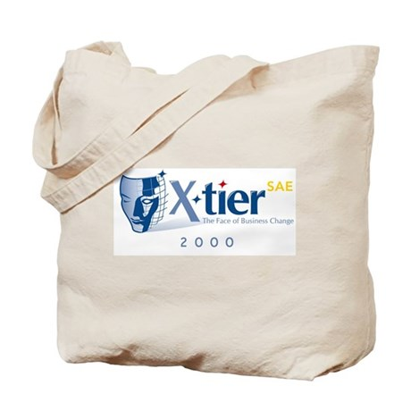 X-tier Face of Change Tote Bag