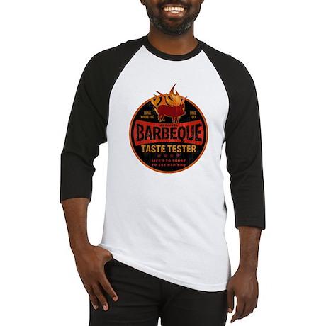 BBQ TASTE TESTER Baseball Jersey