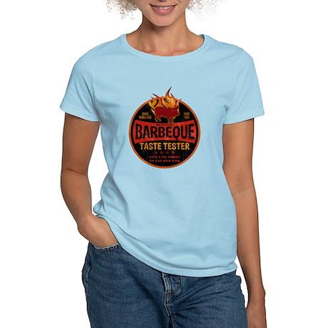 BBQ TASTE TESTER Women's Light T-Shirt